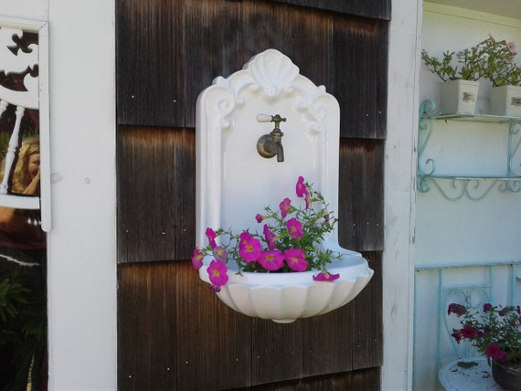 Gorgeous New Old Stock Vintage Wall Mount Sink Lavabo For Etsy