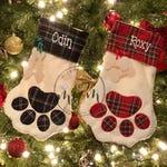 Pet Christmas Stocking | Dog Christmas Stocking | Cat Christmas Stocking | Dog Stocking | Cat Stocking | Holiday Stocking | Pet Stocking