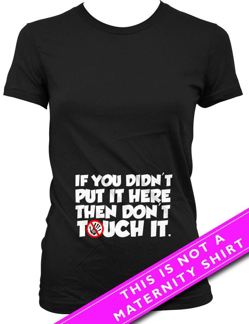 f84a33fdb Funny Pregnancy T Shirts Canada | Saddha