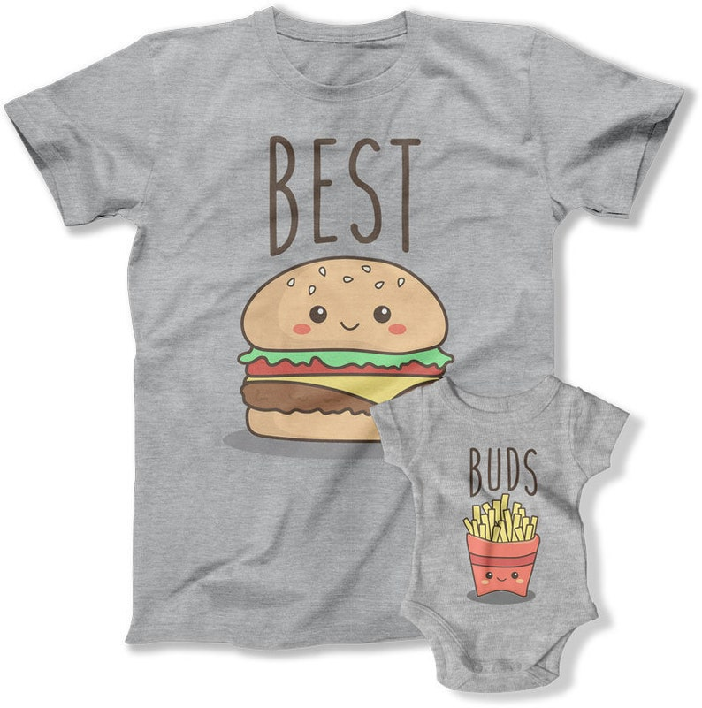 1807374e5 Dad And Baby Shirt Daddy And Son Matching Shirt Father   Etsy
