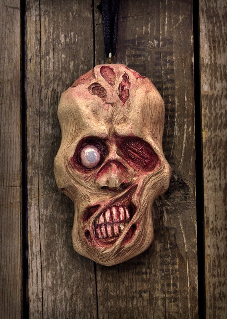 Zombie  Wall Ornament image 0