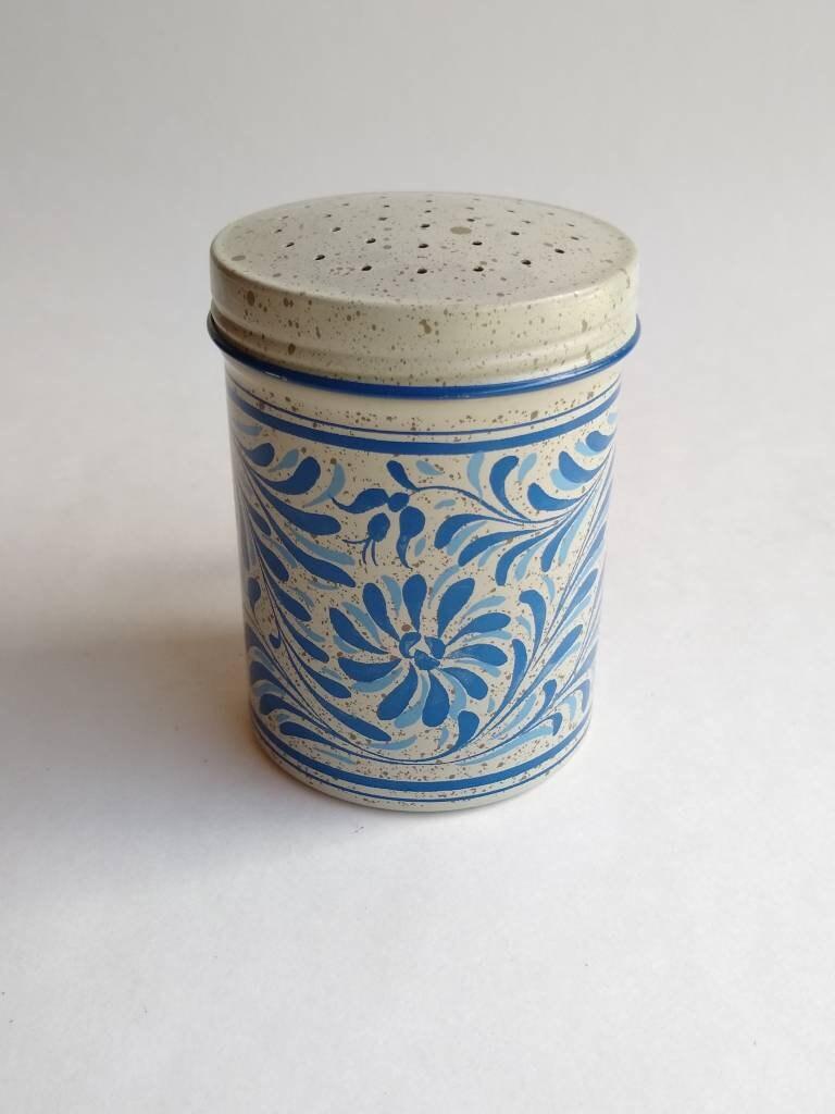 Vintage Avon Country Talc Powder Shaker fabriqué en
