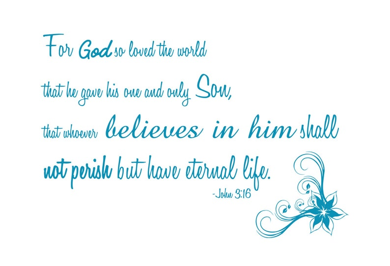 God So Loved Svg Svg Quotes Bible Quotes And Verses Wall Etsy