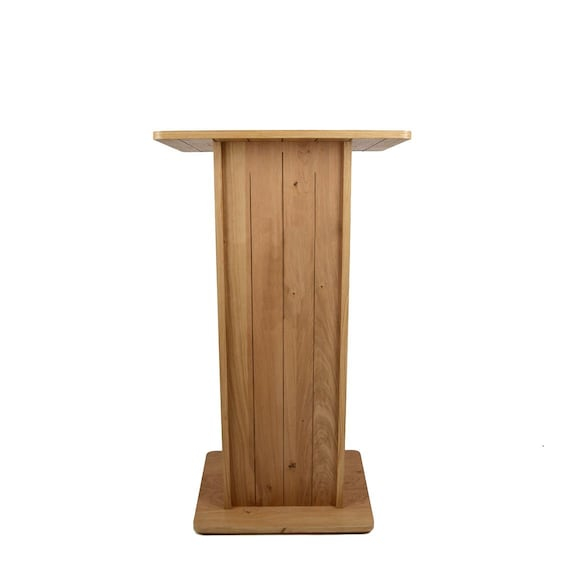 Traditional Wooden Lectern Church Lectern Pulpuit Podium Etsy