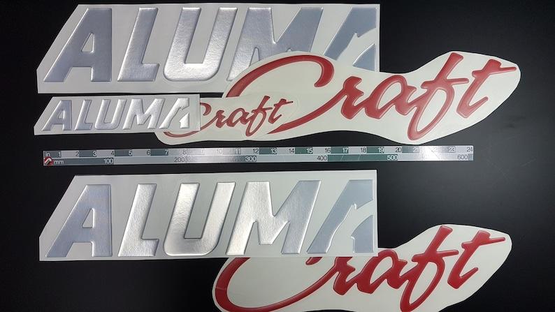 Alumacraft Boat Emblems 32