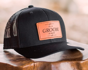 Gift for Groom Wedding Gift Bride or Groom Comfort Colors Hat Bride Baseball Cap Groom Hat Groom Cap