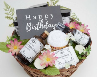 Spa Gift Set Pregnancy For Mom Her Baby Shower Birthday Basket Sympathy Personalized