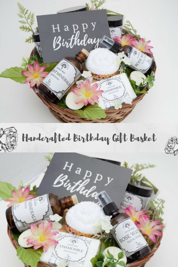 Birthday Gift Basket Bestfriend