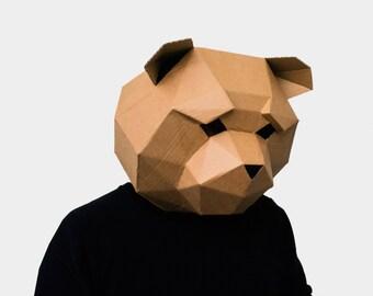 Bear Costume Etsy