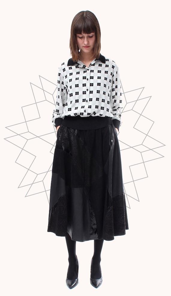 36 / CASTLEBERRY 60S VINTAGE blouse
