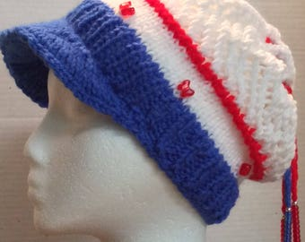 News Boy Cap for  4th July