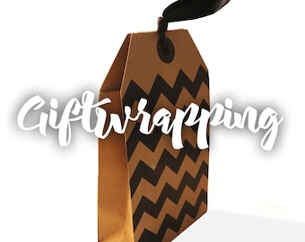 Christmas gift wrapping package - by QC Pets