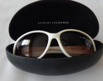82b3b925fa8 Vintage Collectible Armani Exchange Sunglasses in Original Case
