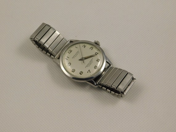 Vintage Collectible John Alden Wrist Watch