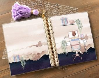 DIGITAL DOWNLOAD: Printable Stylish Planner™ Cover Set