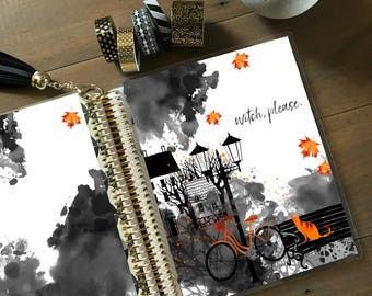 Original Stylish Planner™ Cover Set - Halloween: For use with Erin Condren Life Planner(TM), Happy Planner and Recollections Planner