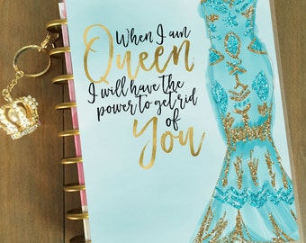 Original Stylish Planner™ Cover Set - Arabian Princess: For use with Erin Condren Life Planner(TM), Happy Planner and Recollections Planner