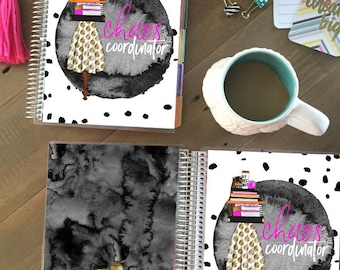 Original Stylish Planner™ Cover Set - Teacher Life: For use with Erin Condren Life Planner(TM), Happy Planner and Recollections Planner