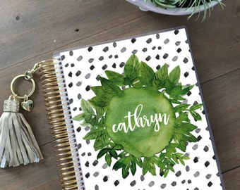 Original Stylish Planner™ Cover Set - Botanical: For use with Erin Condren Life Planner(TM), Happy Planner and Recollections Planner