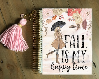 Original Stylish Planner™ Cover Set - Hello Fall: For use with Erin Condren Life Planner(TM), Happy Planner and Recollections Planner