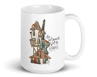 The Burrows - Coffee Mug by Stylish Planner
