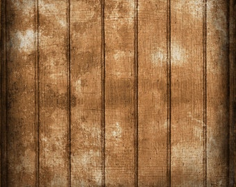 ad049bdf0fa152 Grunge Wood Backdrop - painted grey planks - Printed Fabric Photography  Background P0117