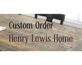 Henry Lewis Home