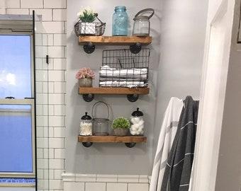 Bathroom shelves | Etsy on stool for bathroom, tools for bathroom, clock for bathroom, lamp for bathroom, wall shelf bedroom, towel bar for bathroom, bowl for bathroom, bookshelves for bathroom, floating shelves for bathroom, art for bathroom, toilet paper holder for bathroom, cabinet for bathroom, table for bathroom, wire basket for bathroom, wall shelf bar, white for bathroom, vanity for bathroom, storage for bathroom, paint for bathroom, wall shelf furniture,
