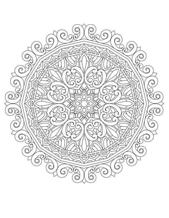 50 Original Mandala Designs