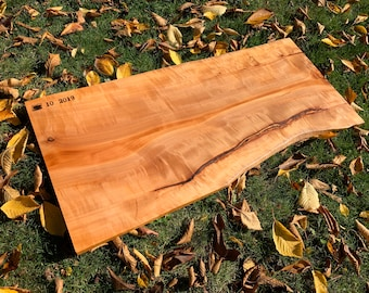 Very Large Charcuterie Board ,Serving Board, Live Edge, Madrone