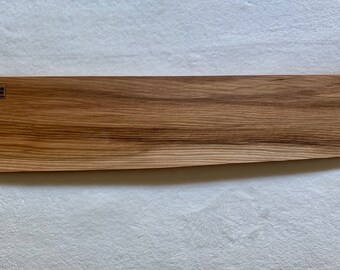 Charcuterie Board cutting board cheese board, Hickory, One-of-a-kind