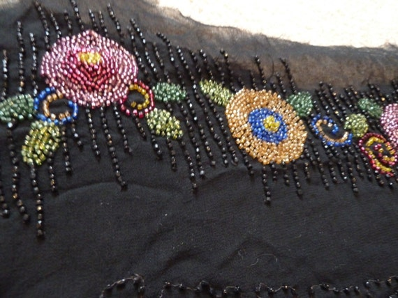 Vintage Bead Work from 1920's dress? -- - image 2