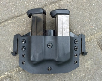 FNX 45 adjustable retention double mag carrier