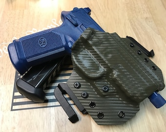 FREE SHIP FNX 45 and 45 Tactical Kydex Holster. Lifetime guarantee!