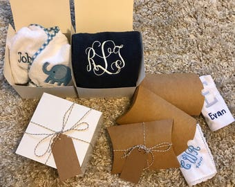 Gift Wrap for various Personalized Gift Listings!