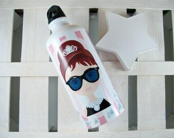 bottle, water bottle Audrey