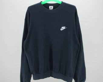 aa7dd5eda Nike Vintage Sweatshirt Men Size L/XL 90s Nike Pullover Nike Swoosh Vintage  Sweats Made in Japan