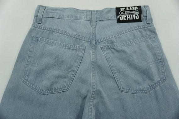 c6fea6315bb Iceberg Jeans W29xL33 Vintage Iceberg Denim Jeans Lyocell