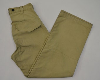 CC Filson Tin Pant Size 28 CC Filson Style 77 Workwear Pants Made in USA