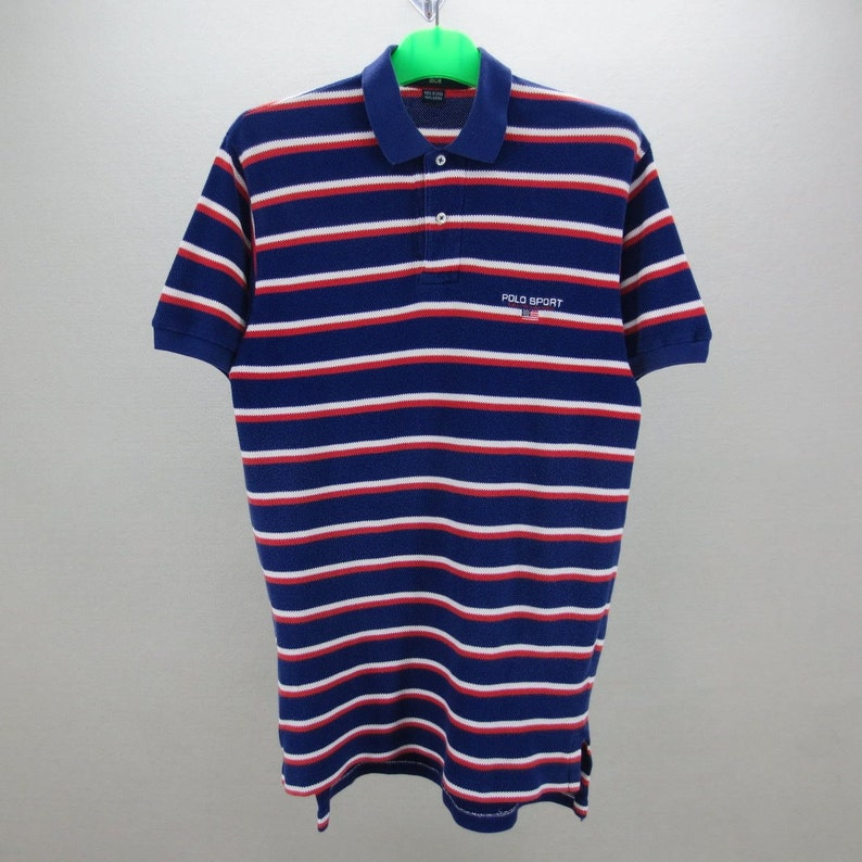 fff92adb3 Polo Sport Shirt Men Size S 90s Polo Sport Ralph Lauren Polo