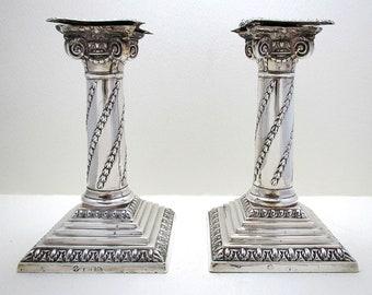 Table Décor/Candlesticks