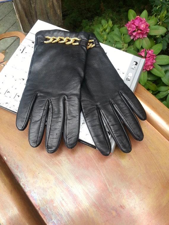 Burberry Gloves,womens gloves, black gloves, made