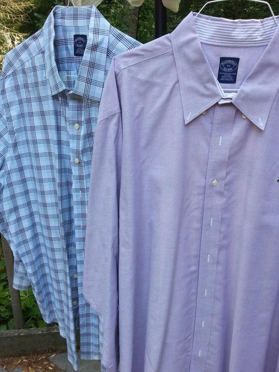 Brooks Brothers, 3XL, mens shirts, oxford shirts,