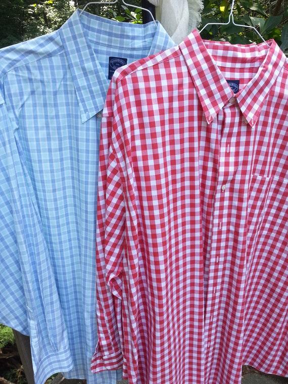 Brooks Brothers,3XL,2 shirts, men's shirt, mens c… - image 7
