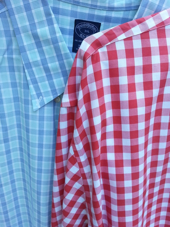 Brooks Brothers,3XL,2 shirts, men's shirt, mens c… - image 8