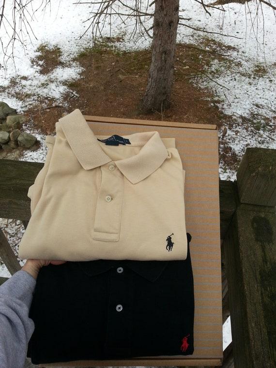 Ralph Lauren,2, polo shirts, size L, golf shirts,… - image 9