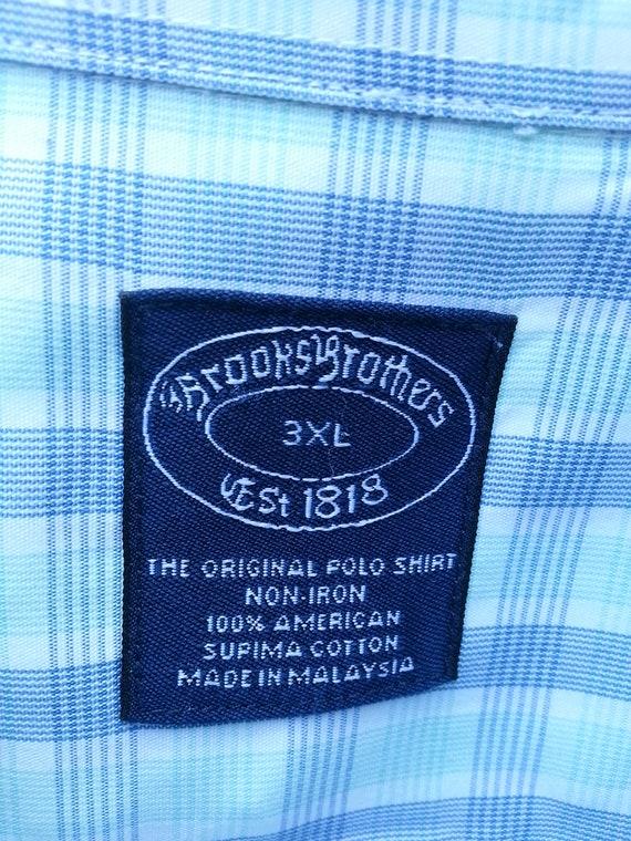 Brooks Brothers,3XL,2 shirts, men's shirt, mens c… - image 3