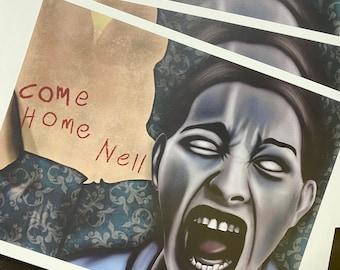 Come Home Nell - Art Print