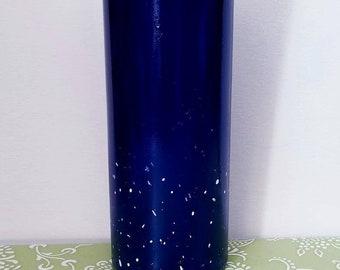 Navy Blue Vase