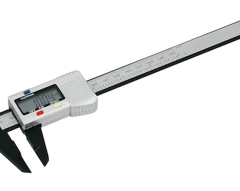 """6"""" 150mm Digital LCD Micrometer, Caliper, Vernier Measuring Tool, Great For Crafts And jewellery Making,  & Bead / Stone Measuring Tool 2586"""